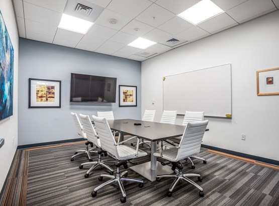 Small Conference Room for 8